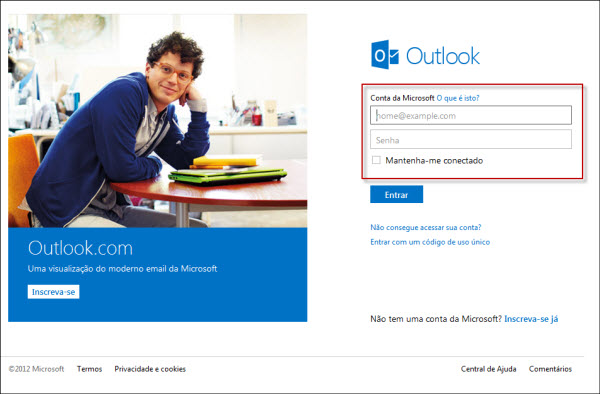 login-outlook